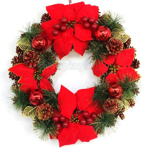 Compare Prices On Indoor Christmas Wreath Online Shopping