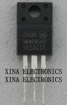 Leistungsschalter Murf1620ct Murf1620 1620ct 16a 200 V To-220f Rohs Original 10 Teile/los Kostenloser Versand Electronics Zusammensetzung Kit