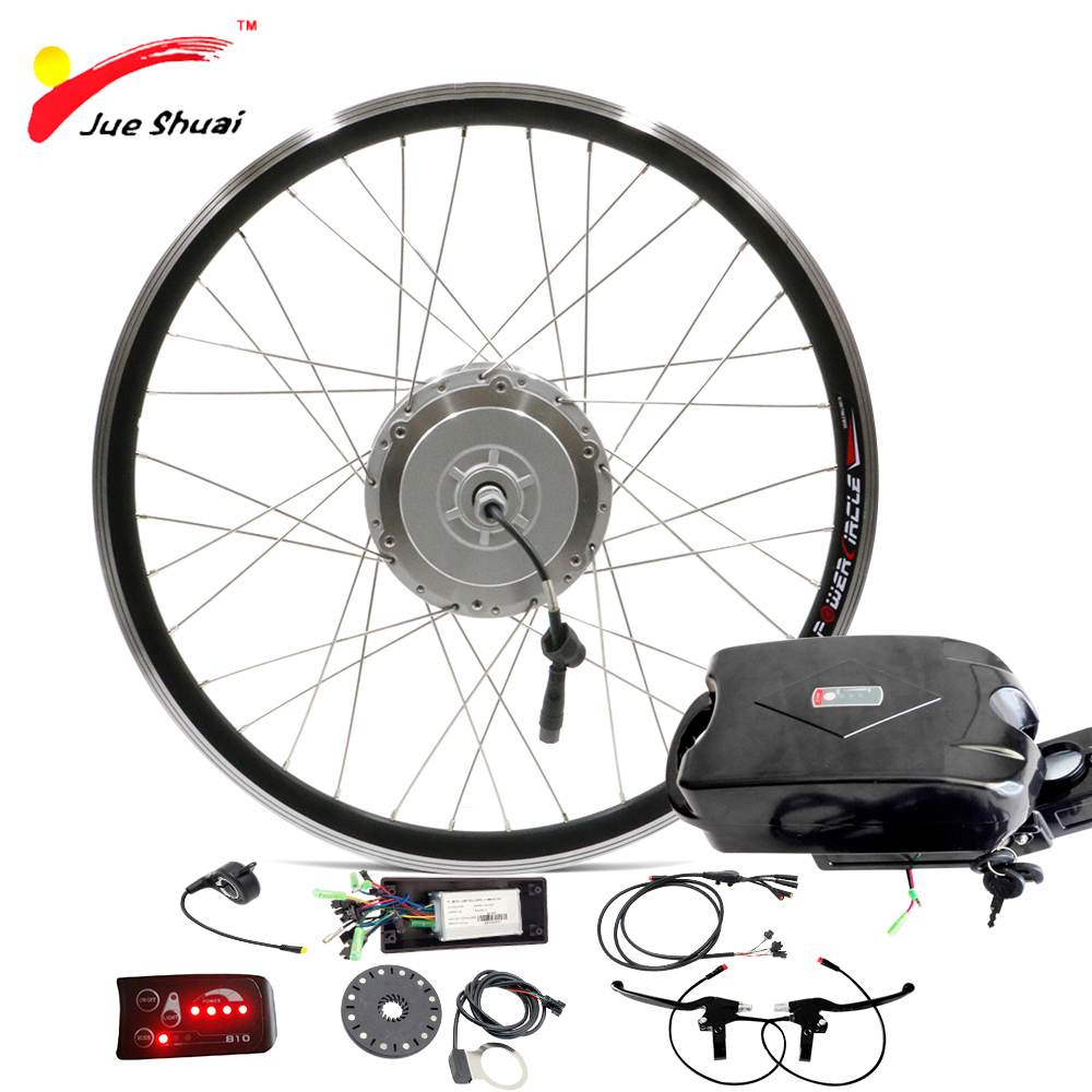 Electric Bicycle Motor Kit With Battery In India: 36V 250W Bafang Electric Bike Motor Kit With SAMSUNG