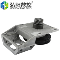 1.25M 1.5M gear box Straight tooth/helical tooth belt gear box gear rack and synchronous wheel reducer box cnc parts