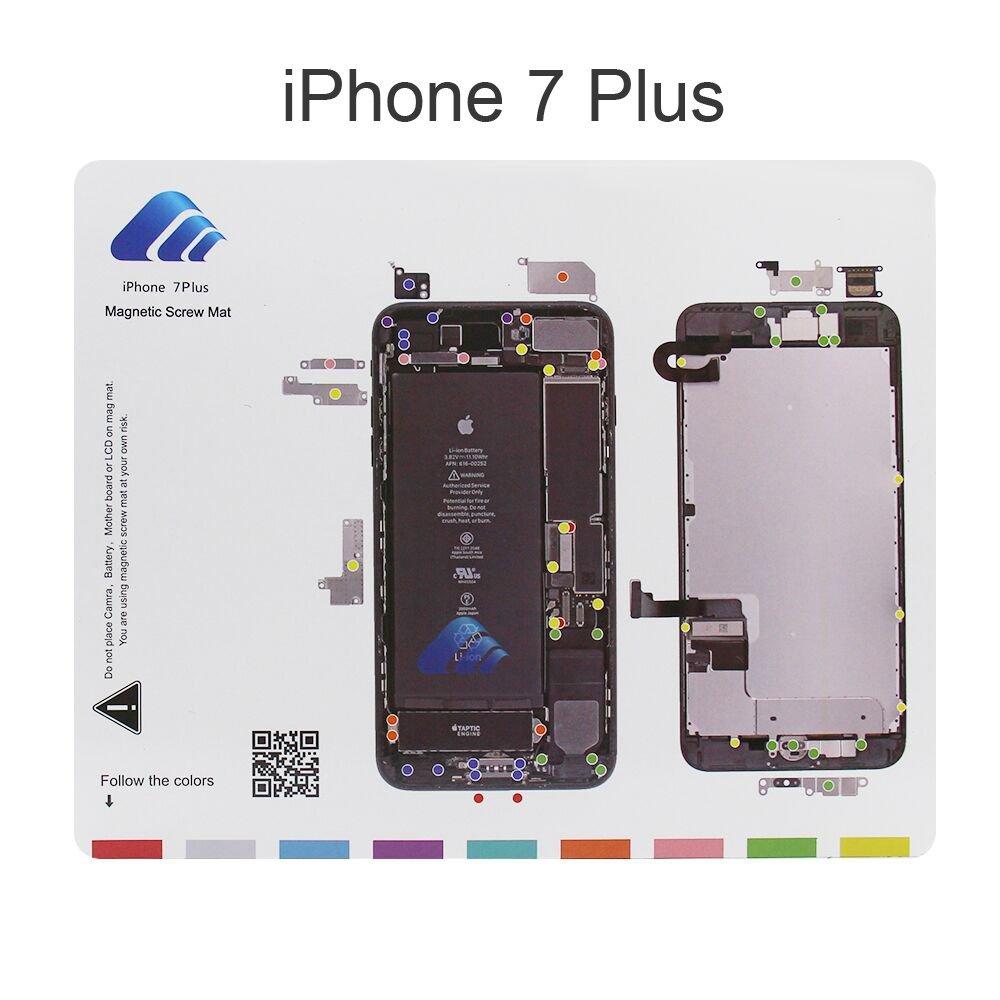 10 τεμάχια Μαγνητική βίδα για iPhone 4, 4s, - Ανταλλακτικά και αξεσουάρ κινητών τηλεφώνων - Φωτογραφία 5