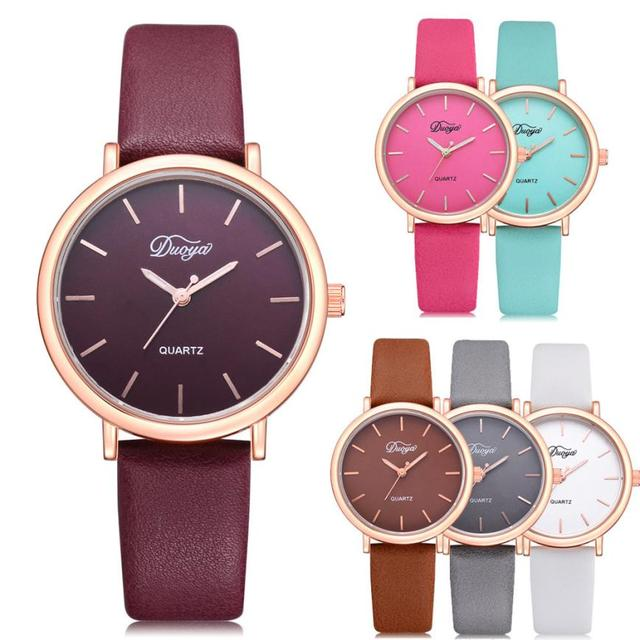 3a453476b mens watches chronograph Fashion Women Men Couple Watch Rounded Colorful  Analog Pointer Quartz Wrist Watch Relogio