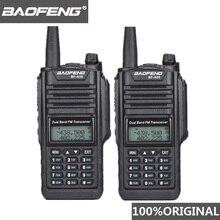 2 pz originale Baofeng IP67 BF A58 Marine impermeabile walkie talkie Dual Band Woki Toki Radio bidirezionale Amador UV 9R ricetrasmettitore Hf