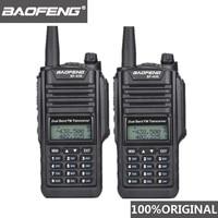 "baofeng uv 2pcs המקורי Baofeng IP67 BF-A58 Band Dual Waterproof הימי מכשיר קשר Woki טוקי שתי דרך רדיו אמאדור UV-9R Hf מקמ""ש (1)"