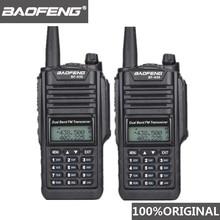 Baofeng Walkie Talkie impermeable IP67 BF A58, banda Dual, Woki Toki, Radio bidireccional, Amador, UV 9R, Hf, transceptor, 2 uds.