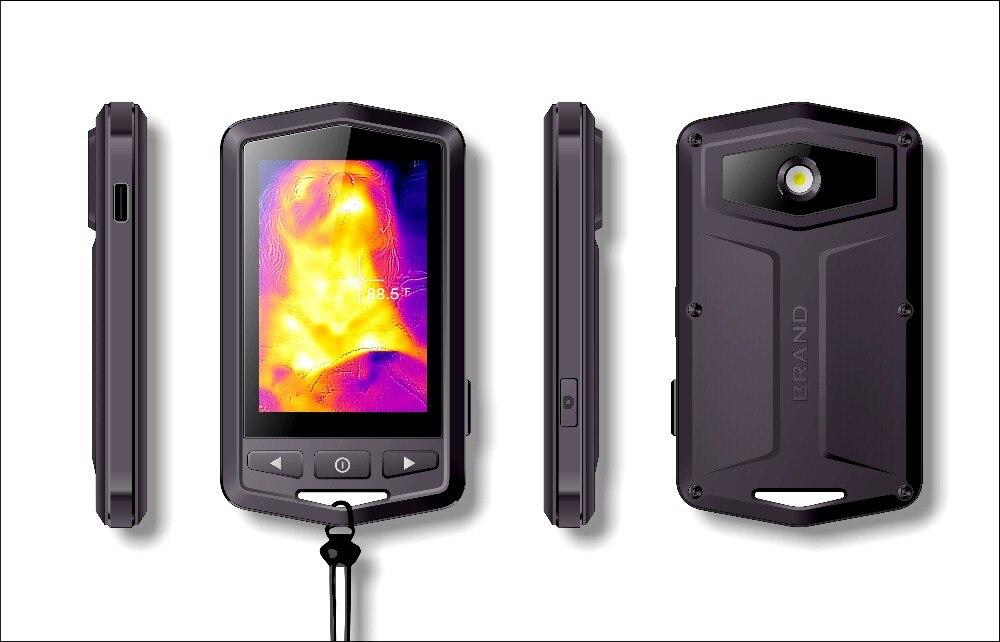2018 nouvelle caméra d'imagerie infrarouge à XE-P1 infrarouge Portable P1