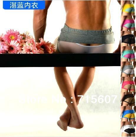 Ropa interior transparente ropa interior de nuevo, nuevo 2013, bragas men2 pc mucho liberan el envío