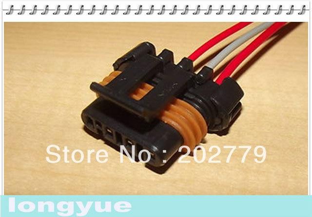 Longyue 2pcs Alternator Wiring Connector Pigtail 97 11