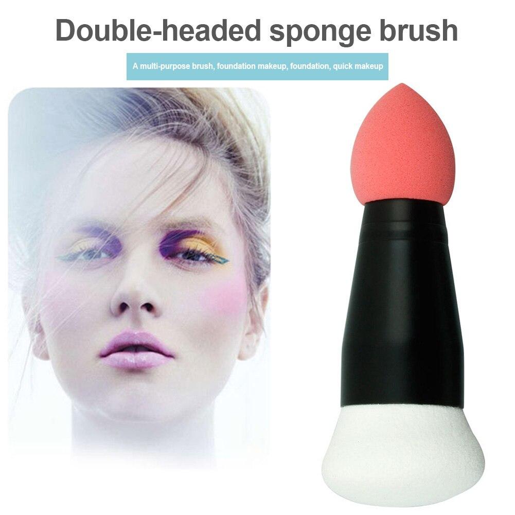 Makeup Brush Dual Head Portable Foundation Eyeshadow Beauty Makeup Tools for Women NShopping