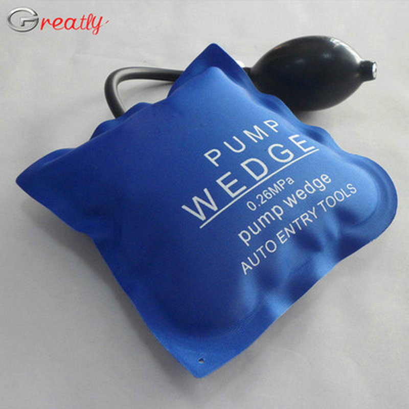 Serrurier fournitures PDR pompe WEDGE serrurier outils Auto Air Wedge Airbag Lock Pick Set ouvert voiture porte serrure outils à main PDR trousse à outils