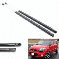 2pcs Auto Tailgate Hatch Lift Supports Shock Gas Struts Spring For Kia Soul 2u 4u Burner