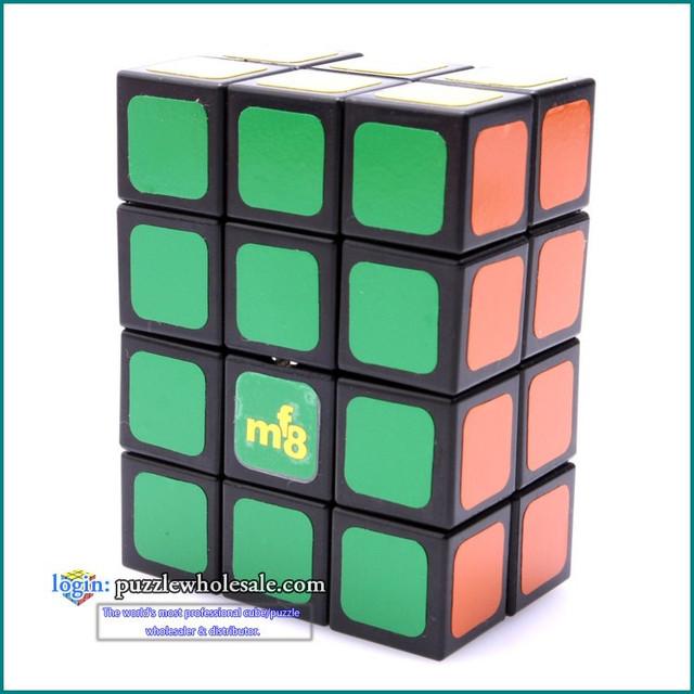 Nova MF8 função completa 2 x 3 x 4 velocidade cubo 234 cubo mágico