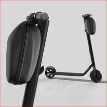 Xiaomi скутер висит сумка для Xiaomi Mijia M365 Ninebot ES2 ES1 электрический скутер Велосипед голову мешок принимая Зарядное устройство инструменты телефон Кубок
