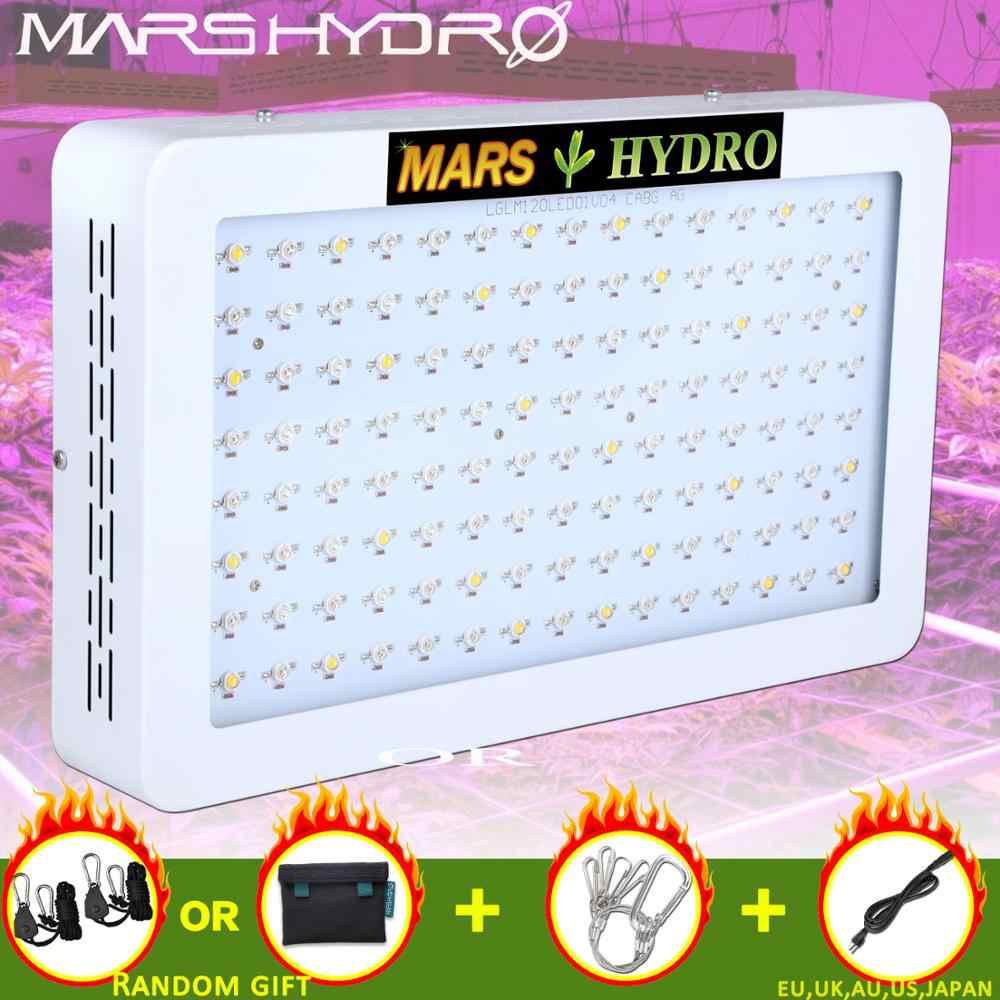 Mars Hydro ECO 300W Full Spectrum LED Grow Light Hydroponic
