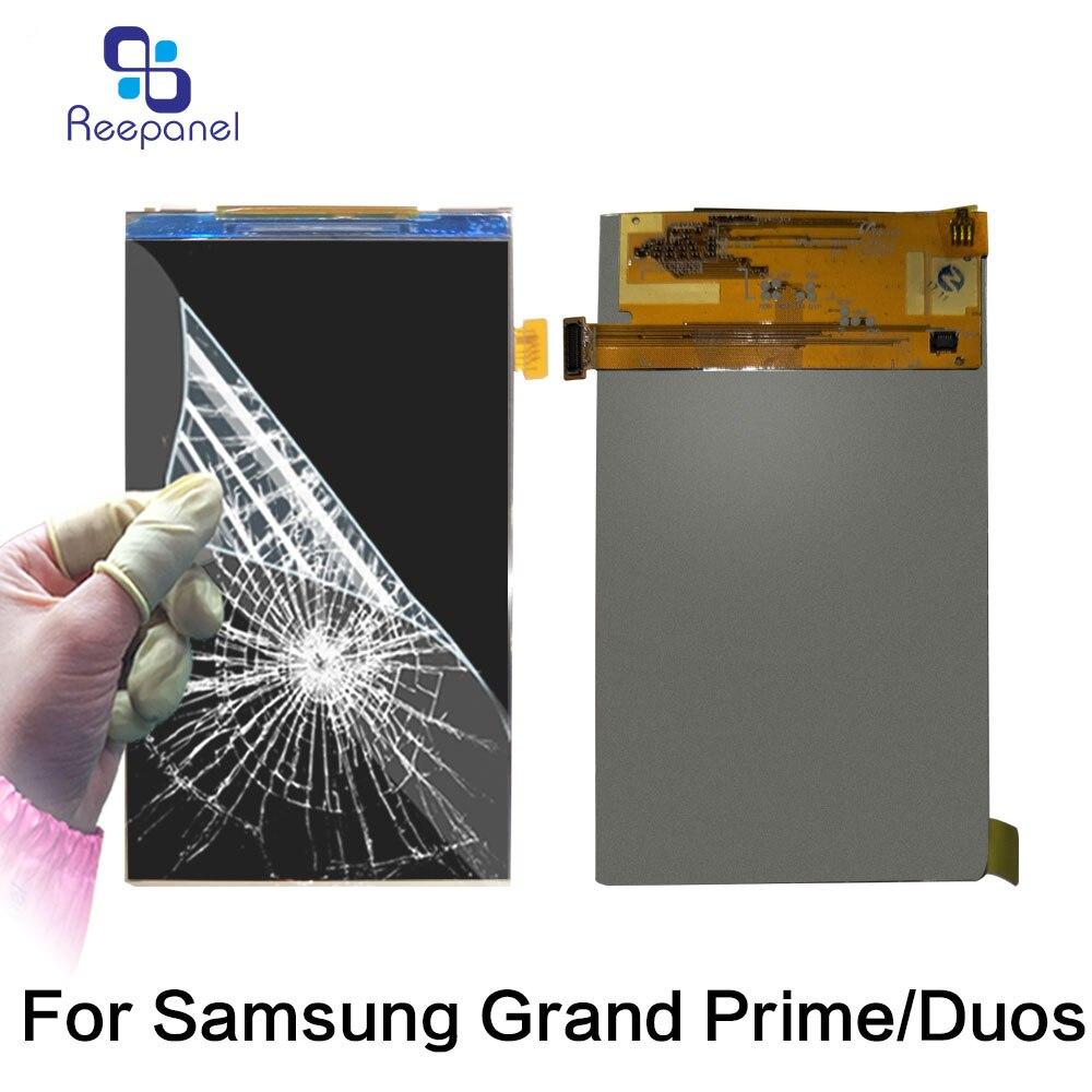 Reepanel LCD Display Screen LCM For Samsung Grand Prime Duos SM-G530 G530 G530H SM-G531F G531F G531H module +repair Tools set