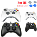 2016 New Top Quality Hot Sale For Micro Soft Xbox 360 USB Wired Game Pad Slim PC Joypad Controller+ Free Silicon Cap