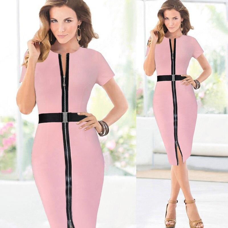 Simple Work Dresses for Women