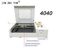 40W 4040 Co2 Laser Engraving machine M2 System Cutting Machine Plywood Wood  Mdf Paper  Plastic  Plexigl Acrylic Crytal  Glass|Wood Routers| |  -
