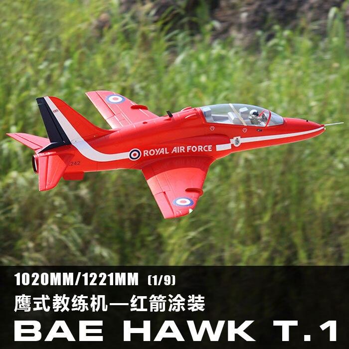 RC flugzeug EDF jet Neue Freewing Flightline Bae Hawk 70mm flugzeug modell 6 S PNP-in RC-Flugzeuge aus Spielzeug und Hobbys bei  Gruppe 1