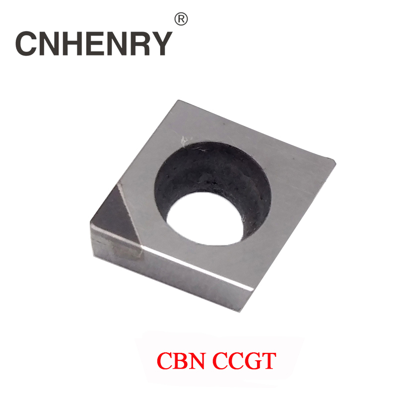 High Quality 2p CCGT09T308 CBN Diamond CNC Carbide Turning Insert