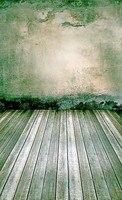 200 Cm * 150 Cm Fundo Moss Corner3D Parede Fotografia Bebê Backdrop Lk 1826
