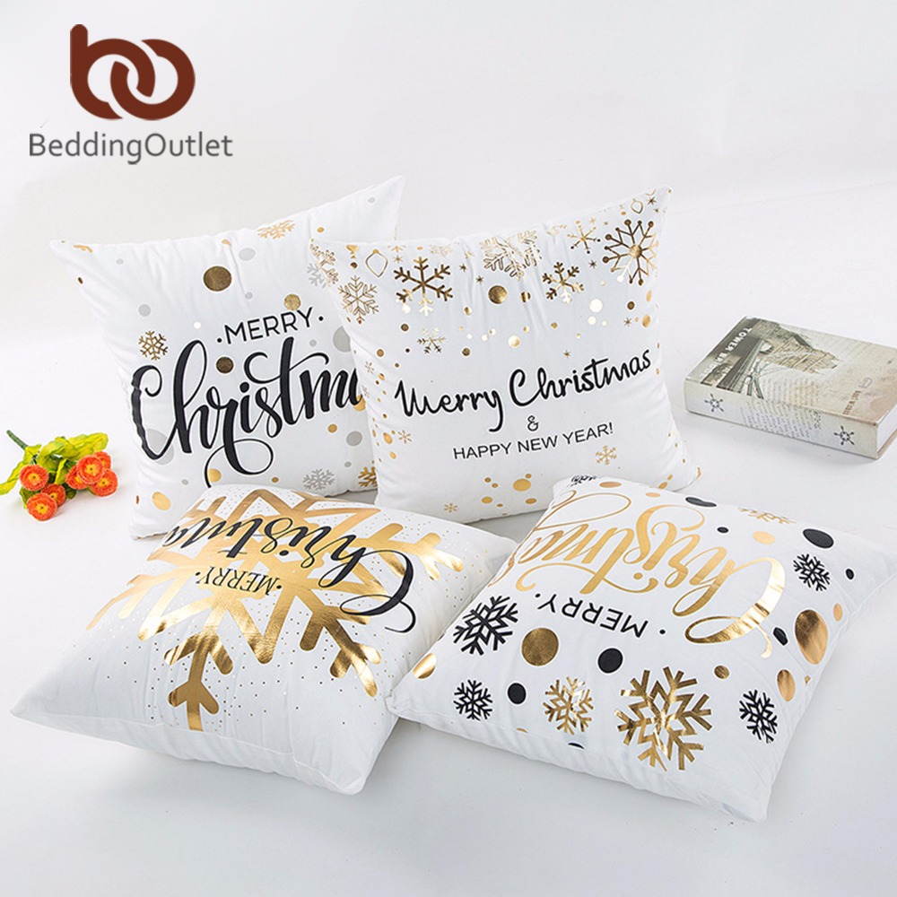 Buy Snowflake Cushion Covers And Get Free Shipping On AliExpress