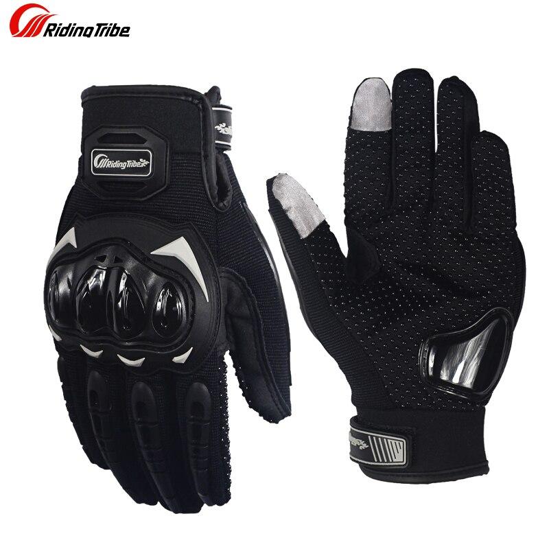 Gants de course en tissu pour Moto | Résistants aux chutes, gants de Moto en maille respirable, gant de cyclisme pour Moto Luvas Guantes