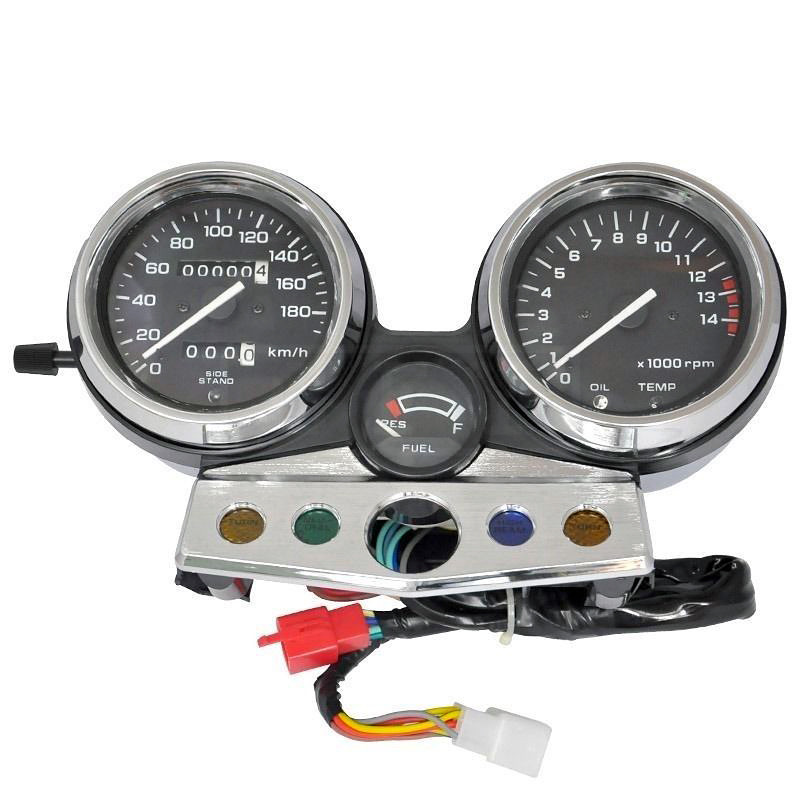 Motorcycle LED Electronic Tachometer Speedometer Odometer Accessory Gauge Kit for Honda CB400 CB 400 NC36 1995 1996 1997 1998 96 стоимость