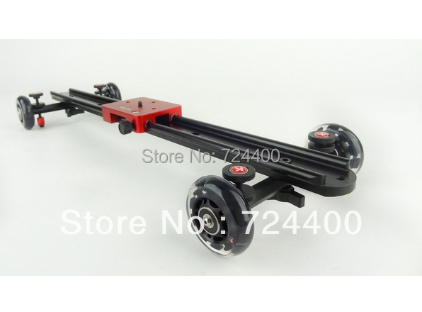 2014 Sale Steadycam [drop Shipping] Wholesale New Kamerar Camera Slider Dolly for Shooting Movie Also for Dslr Rig 30200034 Acro