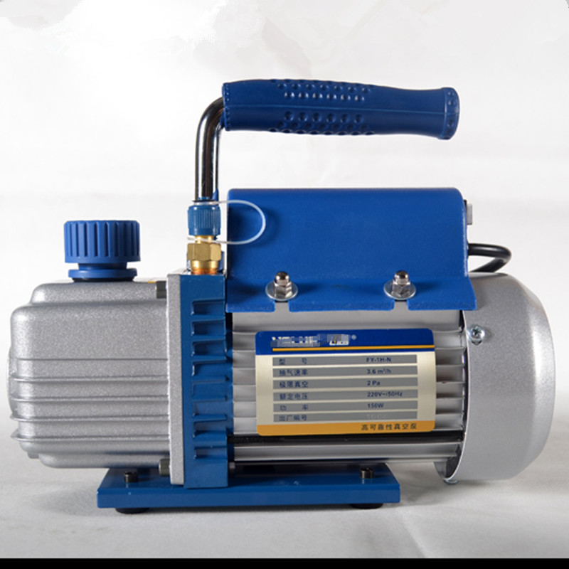 Value FY 1H N mini air ultimate vacuum pump 220V air compressor LCD separator laminating machine