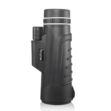 High Quality Monocular 40X60 for Mobile Phone Camera with Universal Phone Clip Binoculars Telescope Optic Lens Lll night vision