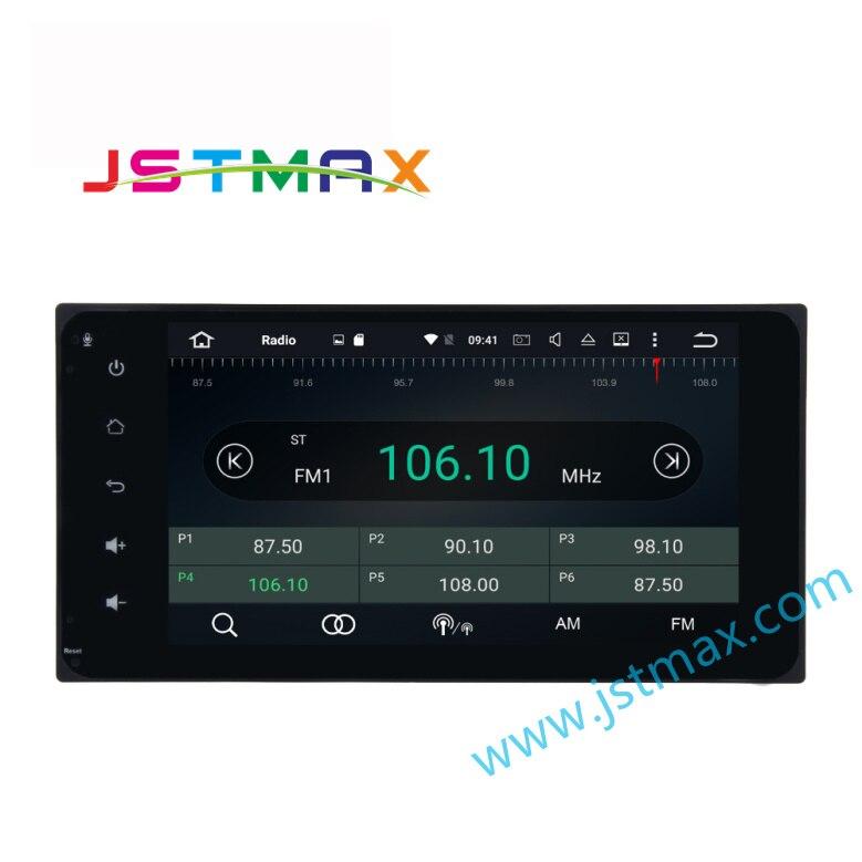 7 Android 6.0 автомобилей GPS Радио Media Player для Toyota Corolla Camry Prado RAV4 Hilux Vios 2 ГБ оперативной памяти авто Радио мультимедиа no dvd