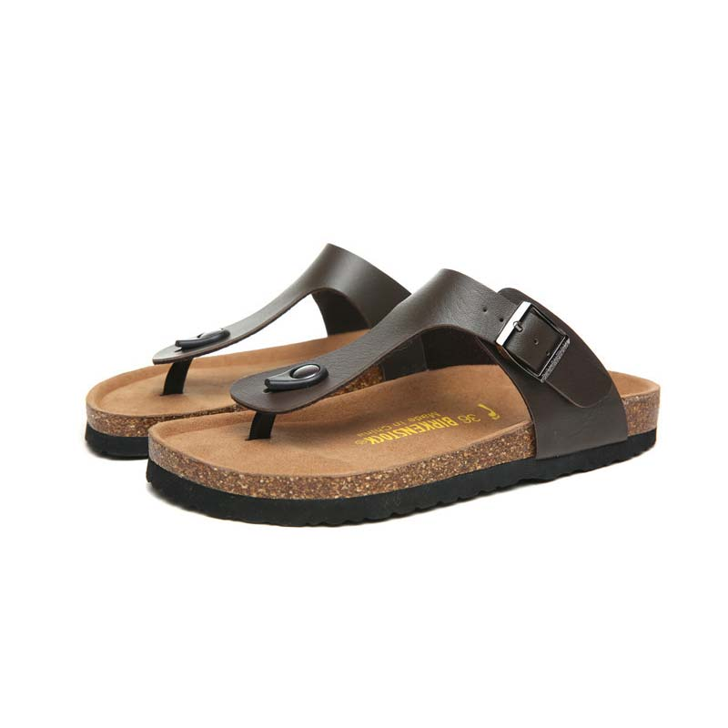 BIRKENSTOCK Sandals Women Flip Flops Quick dry Summer Fashion Sandals For Women Flat Slippers Shoes Flip Flops