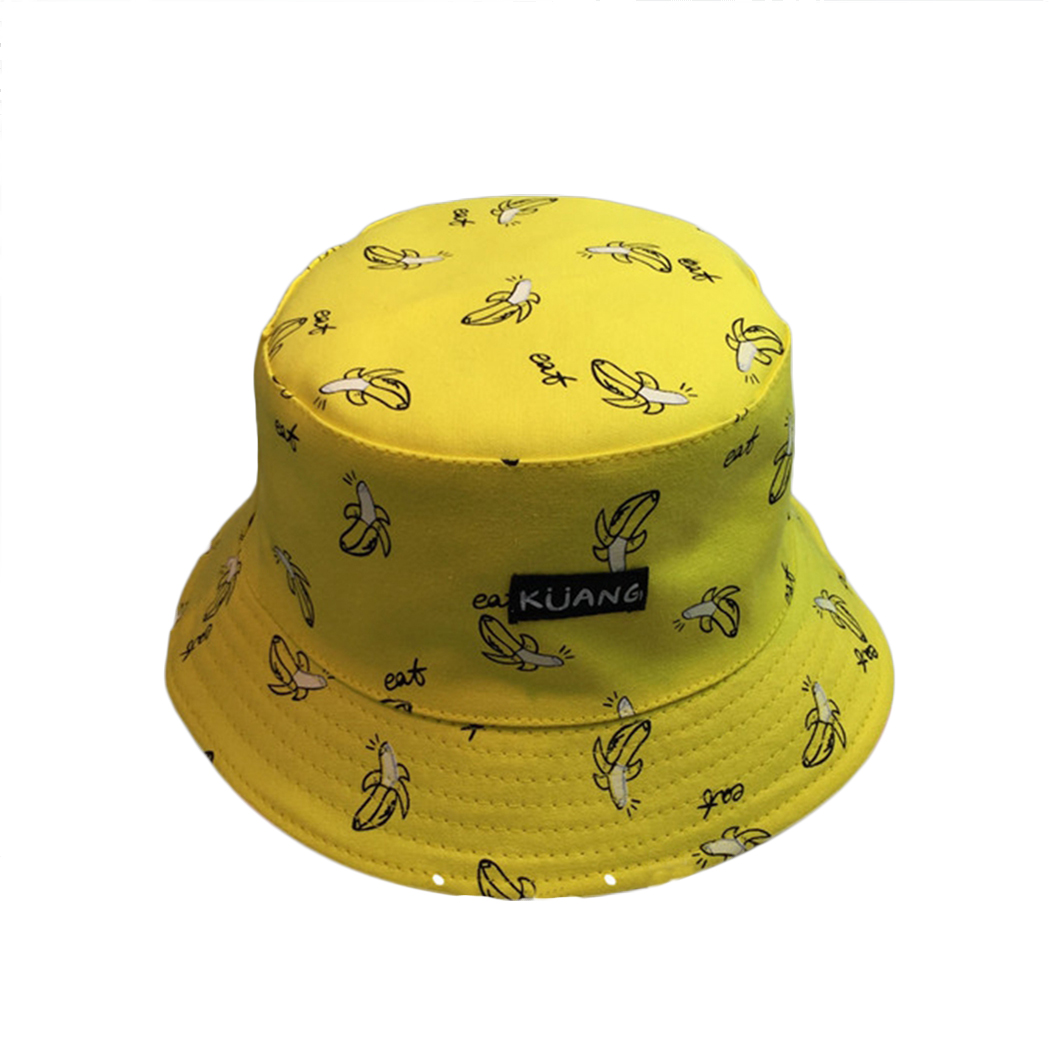 Fashion French Fries Printed Women Bucket Hats Cap Cotton 2018 Summer Hip  Hop Caps Beach Sun Fishing Ladies Hat Gorras Mujer-in Bucket Hats from  Apparel ... 5706891096d