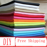 Cotton Canvas Cloth Sofa Pure Cotton Fabric Solid Color Thickening Handmade Table Cloth Curtain Sofa Set