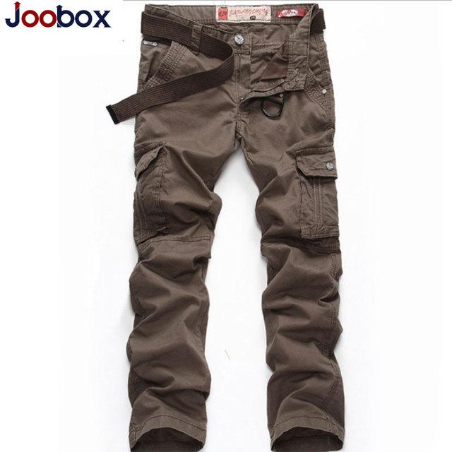 2016 Marca Mens Jogger calças Lápis Outono Harem Pants Homens MP989 Calças Dos Homens De Carga Calças Casual Wear Mais Tamanhos 29-38 Livre grátis