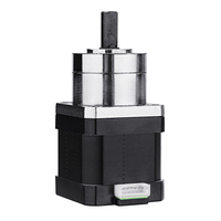 17HS4401S PG518 4 lead Nema17 Extruder Gear Ratio 5.18:1 Stepper Motor For 3D Printer CNC Part
