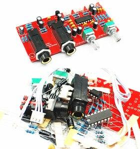 Image 4 - Diy pt2399デジタルマイクアンプボードカラオケプレートリバーブプリアンプ残響スイートコンポーネントne5532