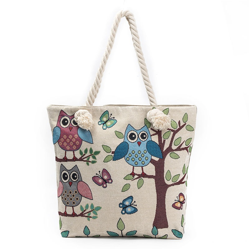 Online Buy Wholesale summer canvas bag from China summer canvas ...
