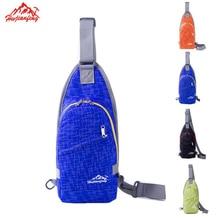 Спортивная сумка для бега, уличная прочная нейлоновая маленькая нагрудная сумка, уличная Дорожная Спортивная сумка на плечо, рюкзак-слинг