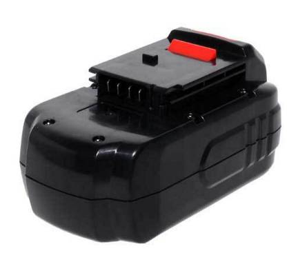 power tool battery,PTC 18A,2500mAh,Ni Mh,PC18B,PCMVC,PCXMVC,PC1800D,PC1801D,2611-2755