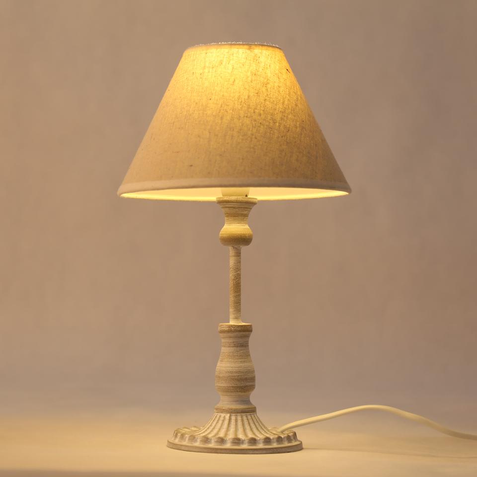 iluminacin interior tela pantalla luz e base de mesa de hierro lmpara lmparas mesita de