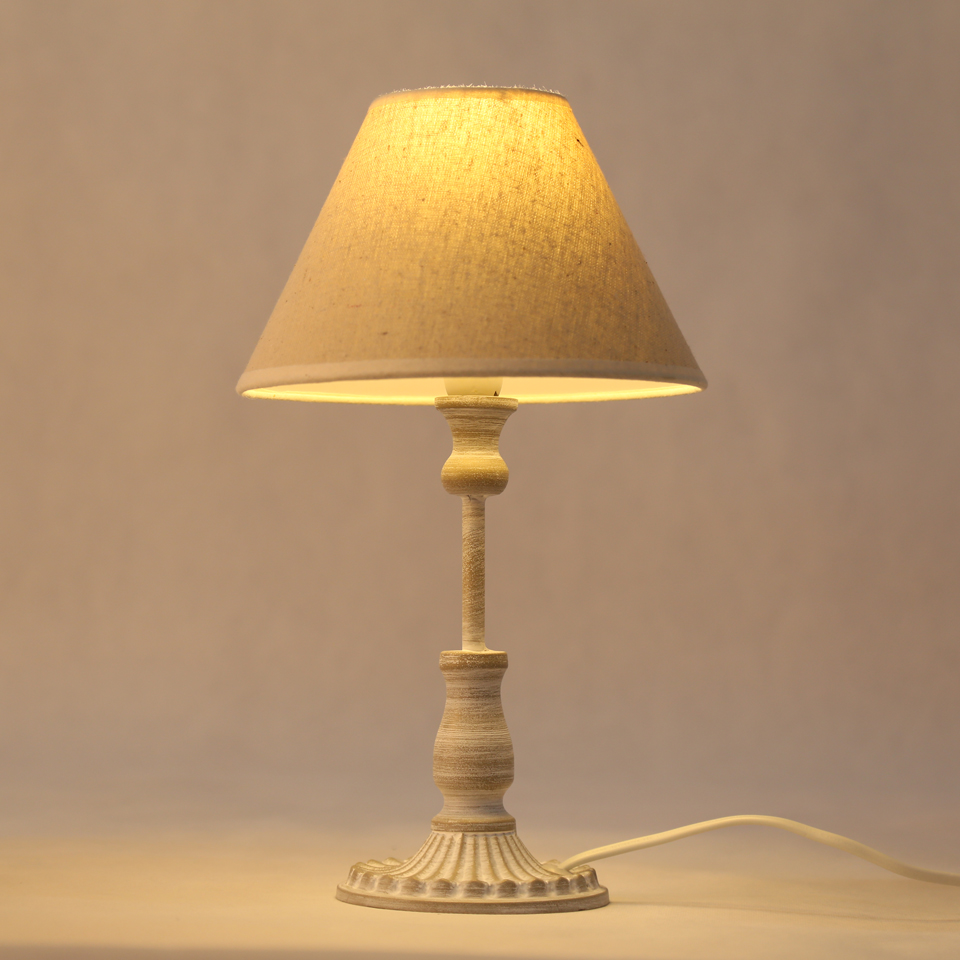 Innenbeleuchtung E14 Lampenfassung Tischlampe Eisen Basis Licht ...