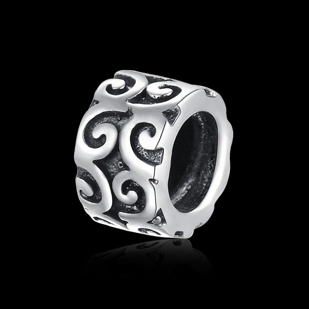 Europäischen und Amerikanischen modeschmuck 925 Sterling Silber Diamant serie hohl teile-in Schmuckzubehör & Komponenten aus Schmuck und Accessoires bei  Gruppe 2