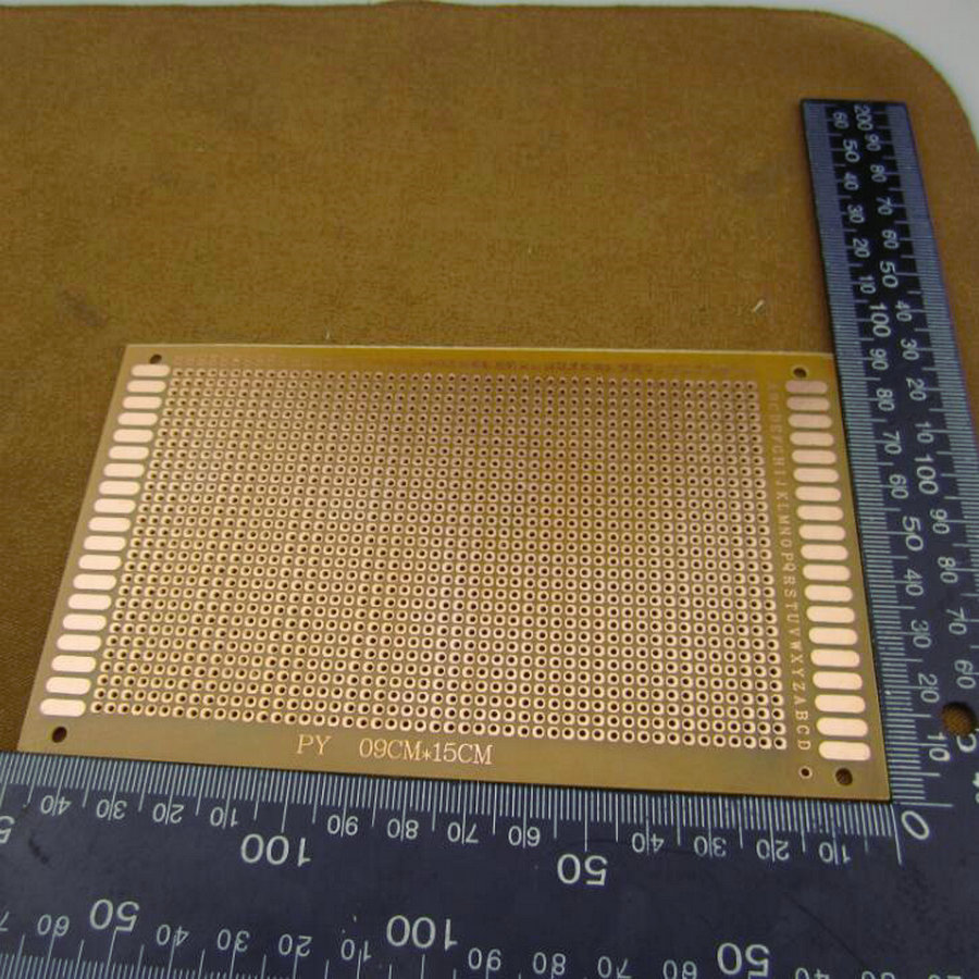 5pcs 9 X 15 Cm Diy Prototype Paper Pcb Universal Board Good Quality High 2pcs Breadboard Printed Circuit Panel In Single Sided From Electronic Components Supplies On Alibaba