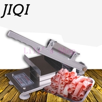 Manual Meat Slicer Meat Slicer Commercial Home Lamb Beef Meatloaf Frozen Meat Planing Machine High Quality