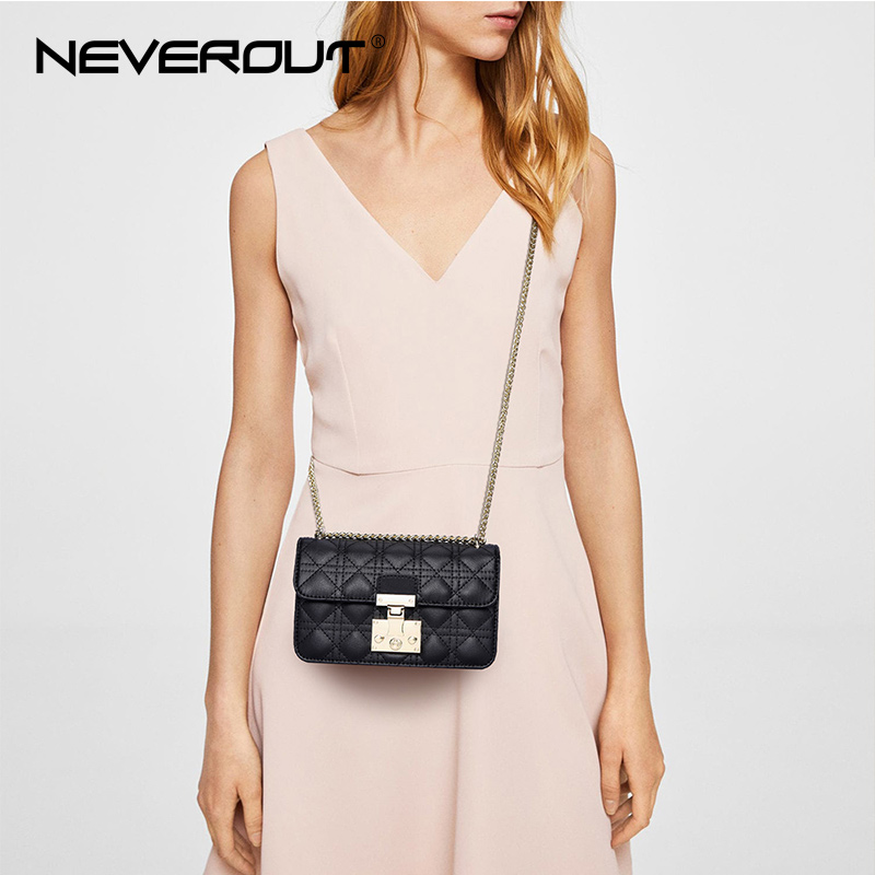 NEVEROUT Split Leather Flap Bags Fashion Messenger Bags for Women Small Mini Crossbody Bag Solid Fashion Thread Shoulder Sac 2017 summer metal ring women s messenger bags solid scrub leather women shoulder bag small flap bag casual girl crossbody bags