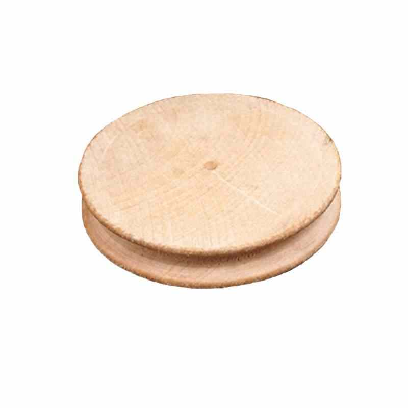 Buche Hartholz Leder Polieren Stangen Trimmen Schleif Stick DIY Handgemachte Leder Rand Polieren Stick Leder Handwerk Werkzeuge