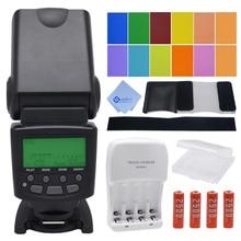 Mcoplus MCO-430 Flash TTL LCD Speedlite for Nikon D7100 D7000 D5100 D5300 D3100 D600 D750 D800 D3200 D5500 D90 D80 D300s