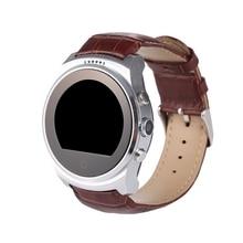 Luxus Bluetooth Smart Watch Phone SIM TF Kamera Smartwatch Sport Pedometer Schlaf-monitor Uhr für iOS Android Tragbares Gerät